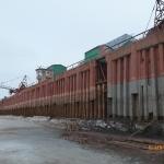 Причалы Промпорта ПАО «Уралкалий» в г. Соликамск