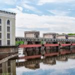 Карамышевский гидроузел, ФГБУ «Канал им. Москвы», г. Москва