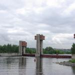 Гидроузел Трудкоммуна, ФГБУ «Канал им. Москвы», г. Москва