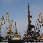 Причальные набережные ОАО «Череповецкий порт»