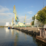 Причалы, ОАО «Южный речной порт», г. Москва