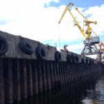 Причалы ОАО «Ярославский речной порт», р. Волга