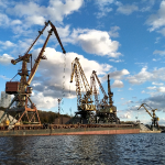 Причалы АО «Северный порт»